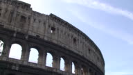 Colosseum Rome Timelapse video