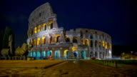 Colosseum rome view video