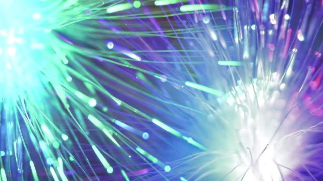 coloured lights LOOP video