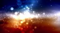 ColourfulGalaxyLoop-SunsetNight video