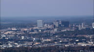 Columbia - Aerial View - South Carolina,  Richland County,  United States video