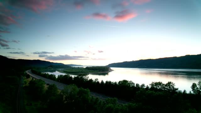 Columbia Gorge video