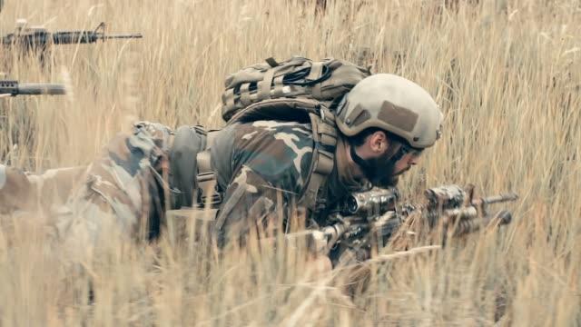 Combat Operation video