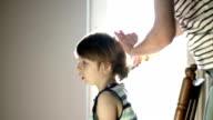 combing video