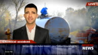 TV commentator video