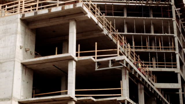 Commercial Construction In City video