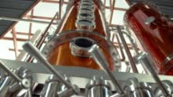 Commercial distilling equipment video