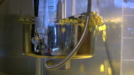Commercial popcorn machine video