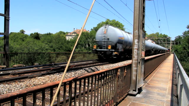 Commercial train video