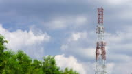 Communication Tower video