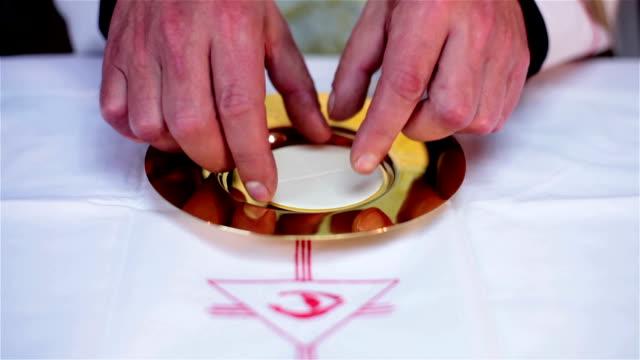 Communion bread video