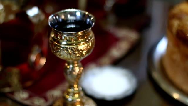 Communion Chalice video