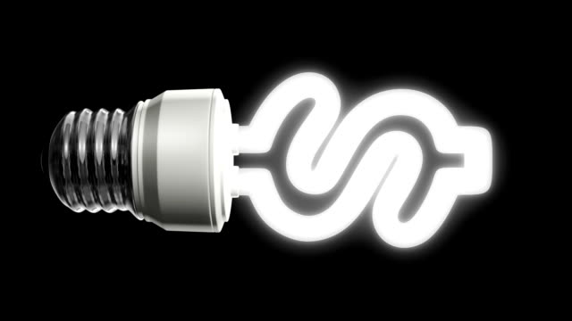 Compact Fluorescent Lightbulb video