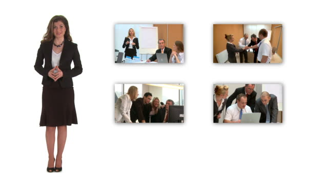 HD MONTAGE: Company Presentation video