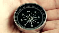Compass Magnetic North Lost (HD) video