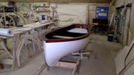 Completed the construction of the boat at the shipyard video