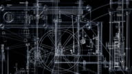 Complex Victorian Blueprint Engineering video