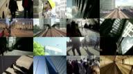 Composite urban C video