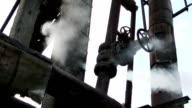 compressed hot steam video