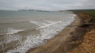 Compton Bay near Freshwater Bay Isle of Wight video