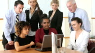 Computer Business Meeting video