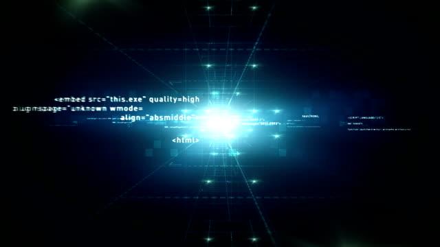 Computer Code Blue video