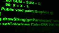 Computer Coding video