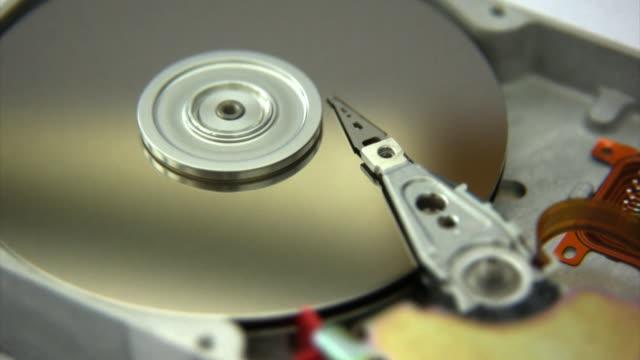 Computer Hard Drive video