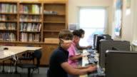 Computer Lab Flu video