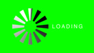 Computer Loading Icon  Hi-Def video