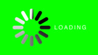 Computer Loading Icon internet style video