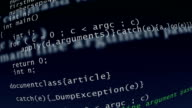 Computer program code running video