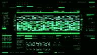Computer User Interface GUI video