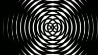 Concentric Circles Looping Background (HD) video