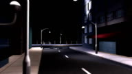 CG Concept City Clean Energy Lighting video