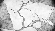 concept of continental drift animation video