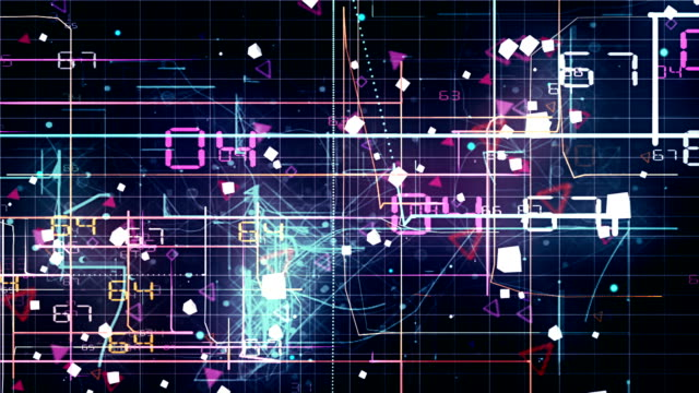 Conceptual Framework lights video