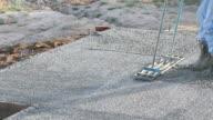 Concrete Patio expansion video