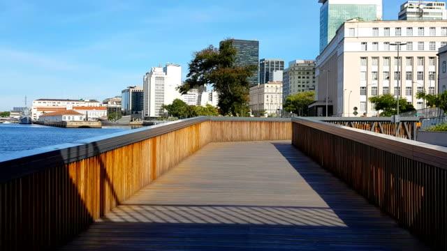 Conde Way, the new downtown Rio de Janeiro video
