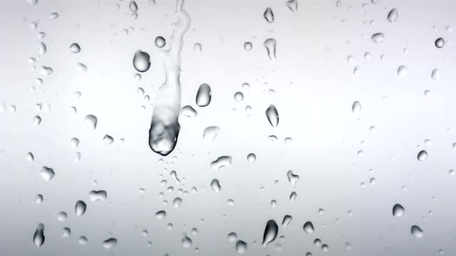HD: Condensation On The Glass video