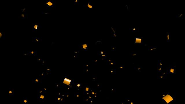 HD - Confetti Burst video