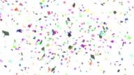 Confetti Explosion Multicolor video