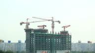 Construction Activity video
