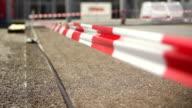 Construction Barrier video