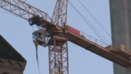 Construction crane 2 - HD 30F video
