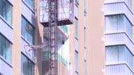 Construction Elevator video