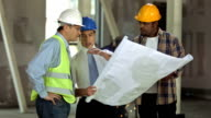 HD: Construction Manager Giving Instructions video
