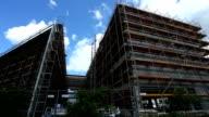 Construction Site / Time Lapse video