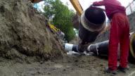 Construction Site video