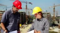 Construction team video